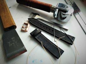 Мастер-класс по пошиву ремешков